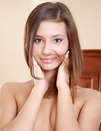 "Presenting new teen model IRINA J in ""RIBES"" - IRINA J"
